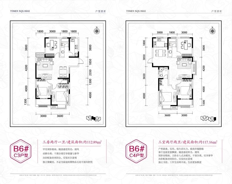 尚泽大都会B6#C3、C4