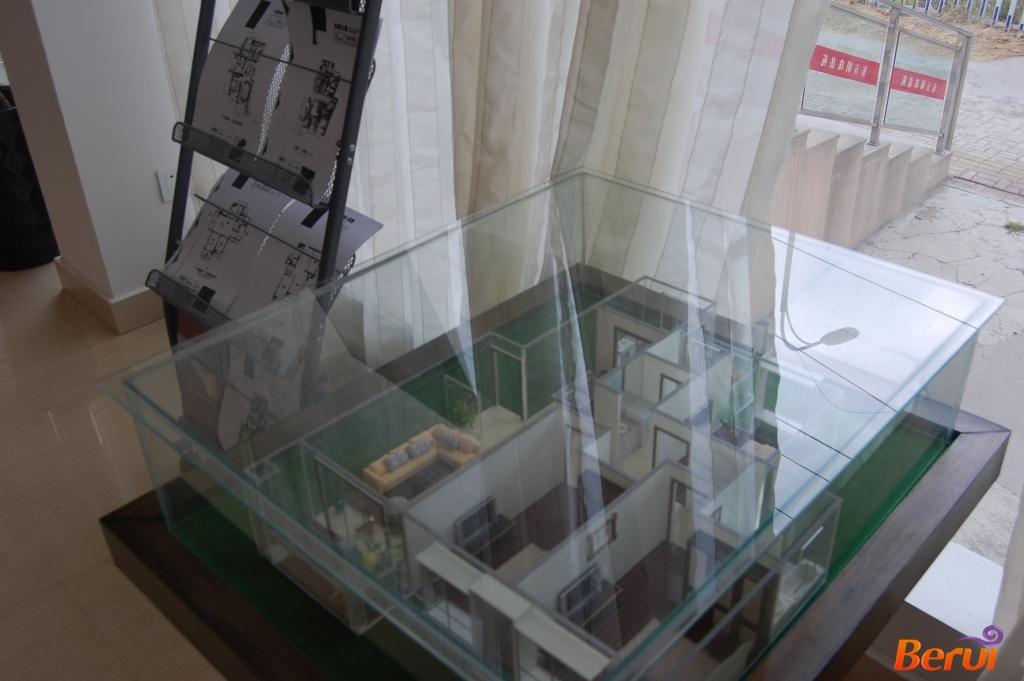 东方明珠嘉苑户型模型