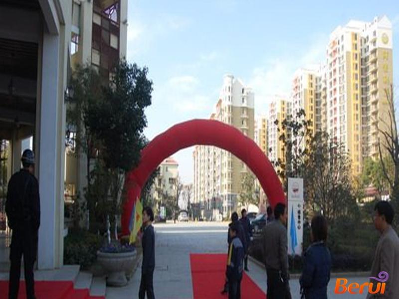 恒泰悦城实景图