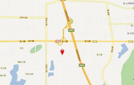 海亮九玺【锦上】交通图