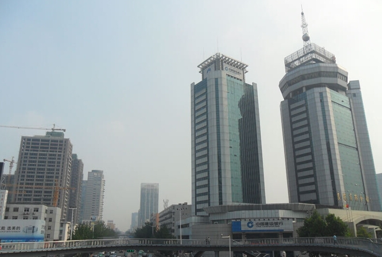东方广场附近写字楼