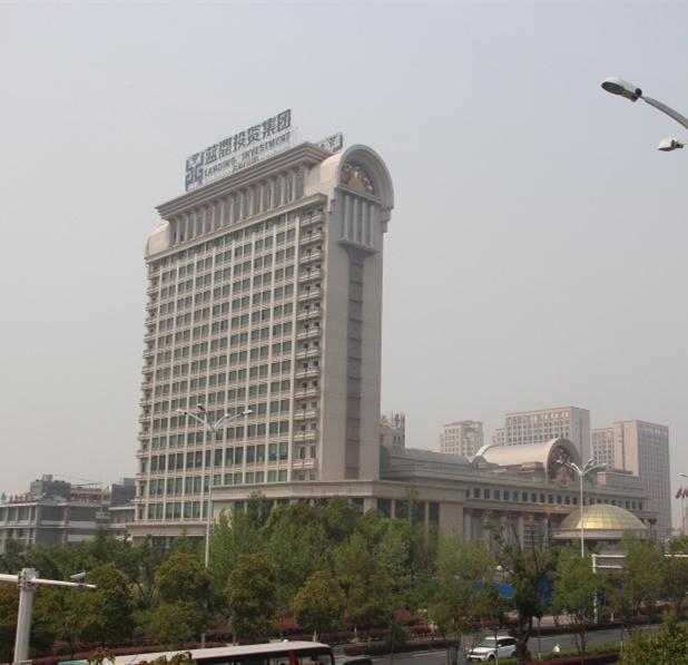 建业壹中心附近商业