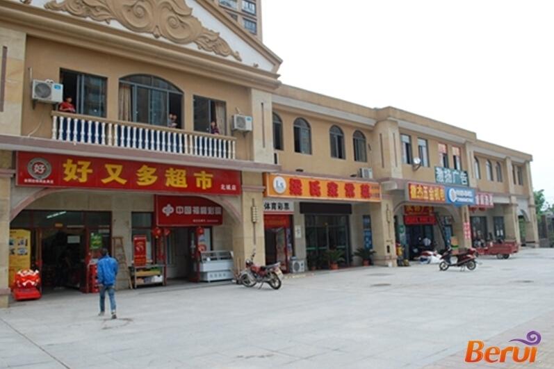 北城世纪城精装公寓周边商业