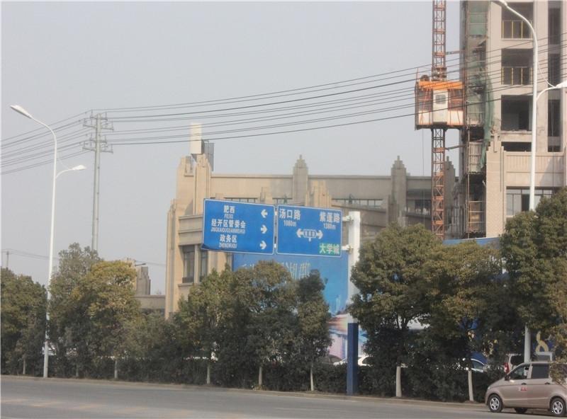 世茂翡翠首府交通图