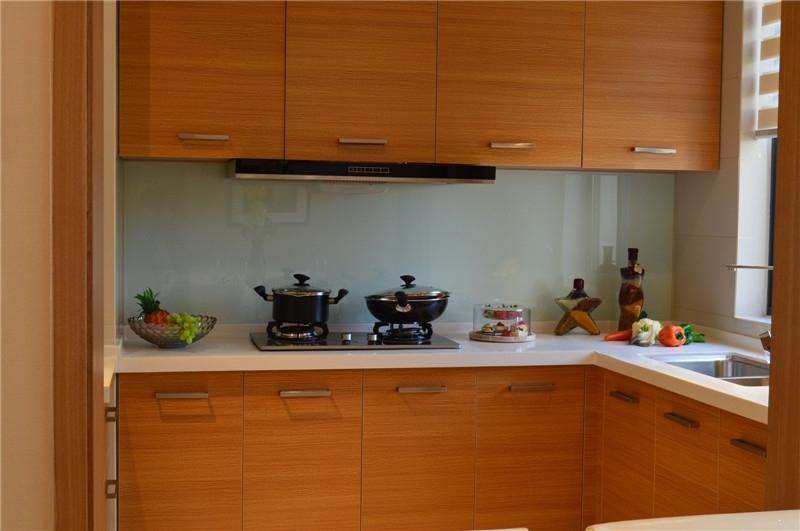 信达天御100平米样板房厨房