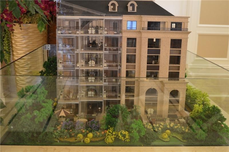 海尔地产·智慧公馆售楼部模型