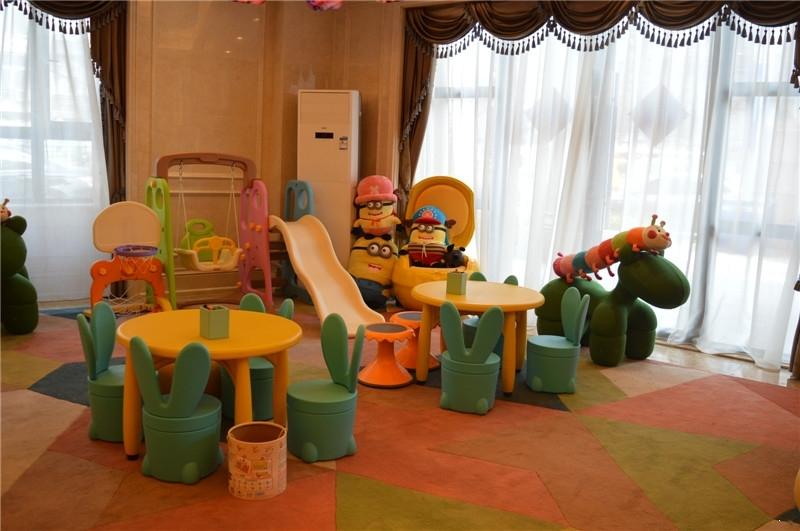 海尔地产·智慧公馆售楼部儿童乐园