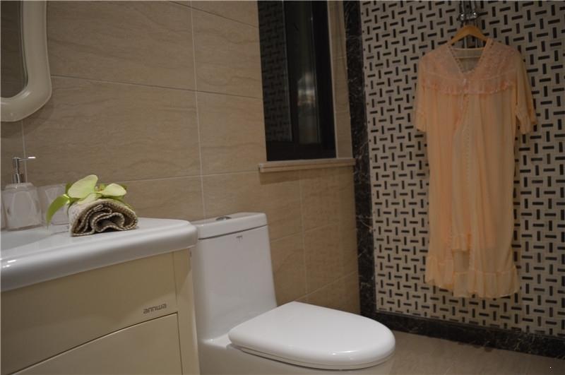 御景嘉苑98㎡样板间卫生间