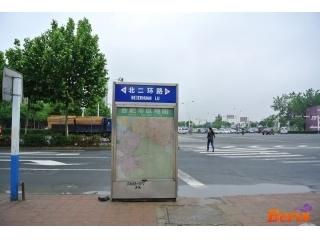 明发商业广场交通图
