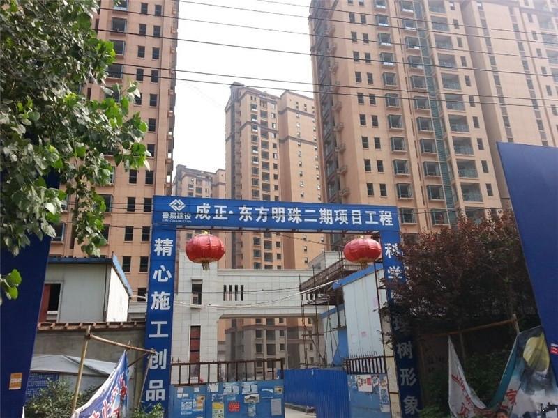 东方明珠嘉苑项目实景