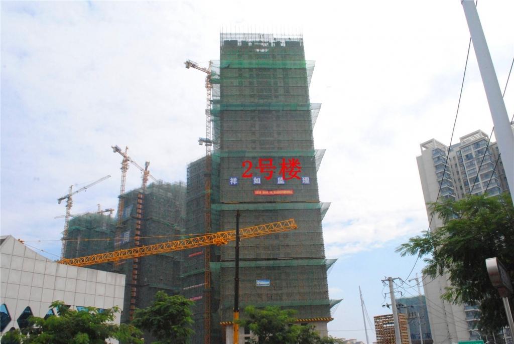 2#楼工程进度(2015.9.10) 59/60