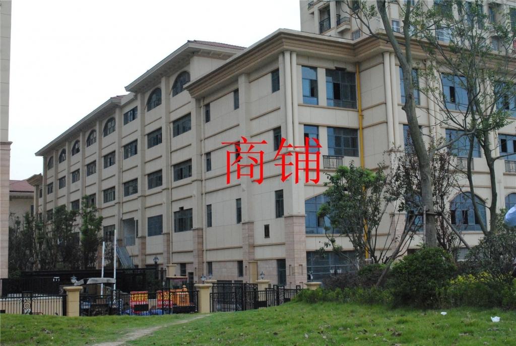 圣联梦溪小镇工程进度图(2015.9.1