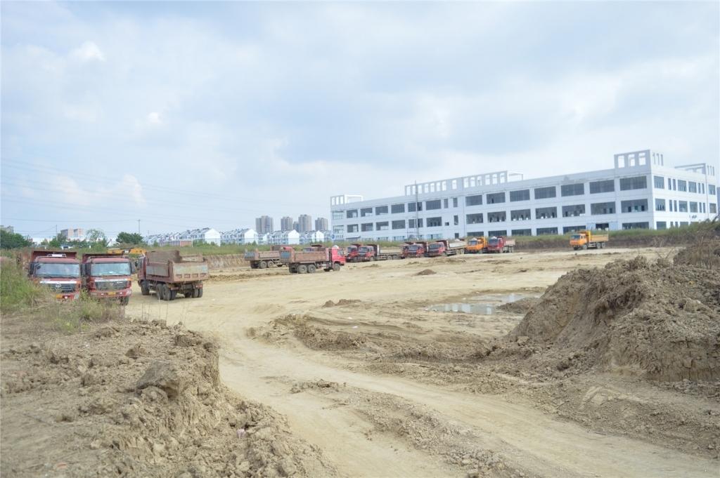 瑞阳公馆9月工程进度(2015.9.20