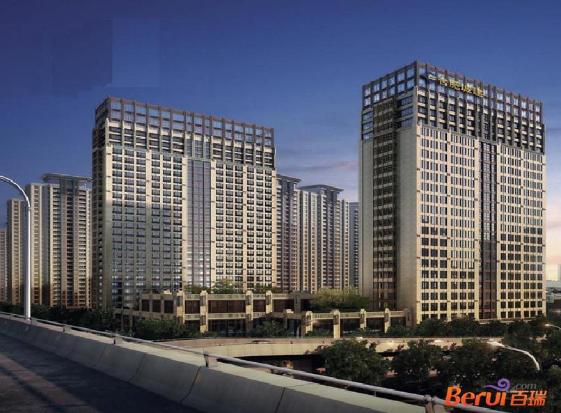 城建琥珀五环国际