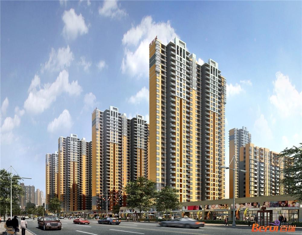 中国铁建国际城商铺