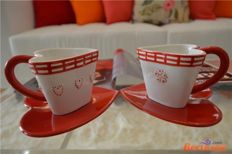 小微公馆53㎡户型样板间茶具