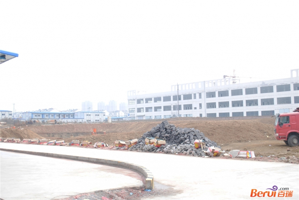 瑞阳公馆项目现场(2015.11.28)