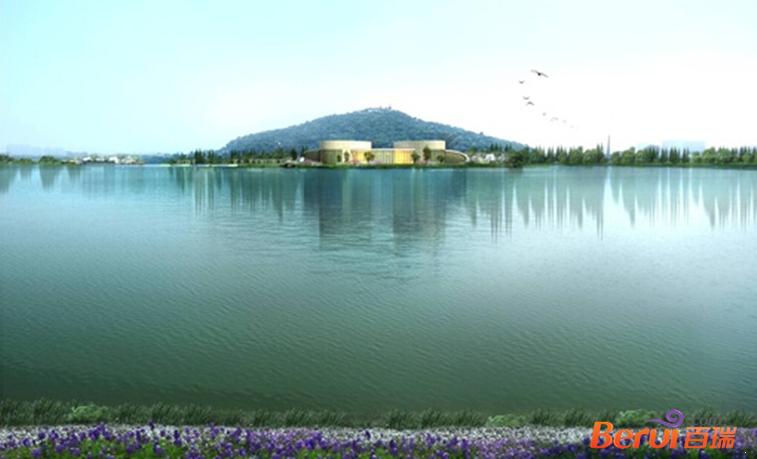 百商悦澜山旁边北雁湖