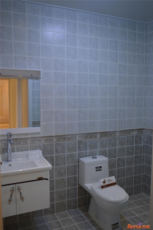 光明观澜印象89平米样板间卫生间