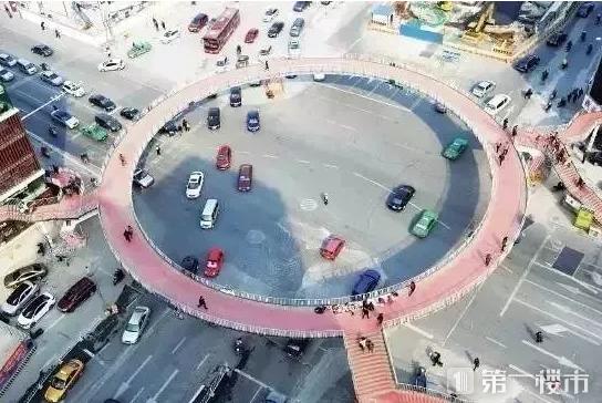 三孝口天桥